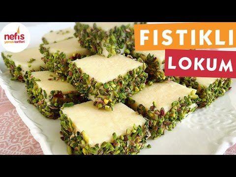 Fıstıklı Lokum (Şahane) – Nefis Yemek Tarifleri