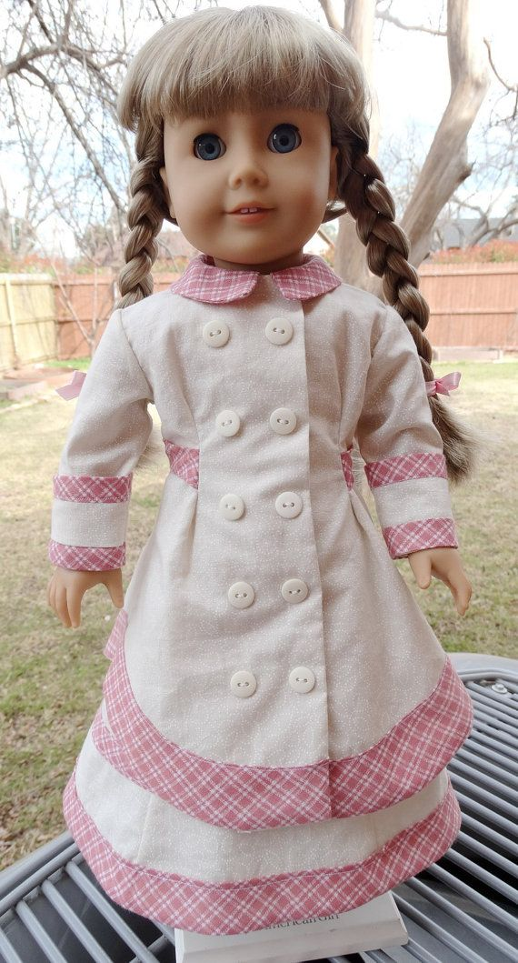 18 Doll Clothes Historical Laura Ingalls Prairie by Designed4Dolls