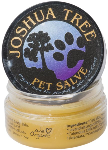 Dogs Paw Pads Rubbing