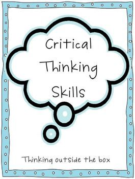 a taxonomy of critical thinking dispositions and abilities 2018-8-16 the nature of critical thinking:  general critical thinking dispositions and abilities is in ennis,  taxonomy of critical thinking dispositions and.