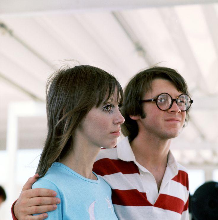 voxsartoria — 1970. Shelley Duvall and Bud Cort.