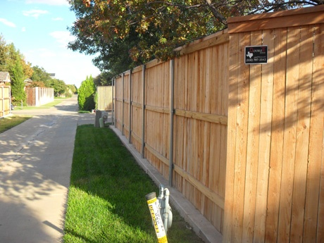 17 Best Images About Wooden Fence Ideas On Pinterest