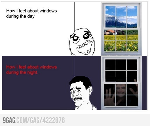 Rage Comics :) How I feel about windows: Laughing, Windowsth Dilemma, New Apartment, Giggl, Exact, My Life, Funny Stuff, Humor, My Feelings