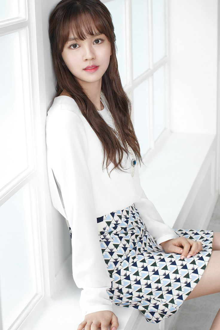 Kim So Hyun - SOUP S/S 2015