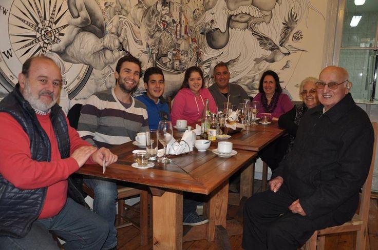 Café del Pintor - Valparaíso amigos