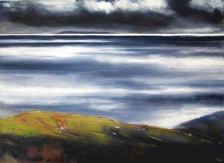 Oil Painting Artist John Lemon Lives Where