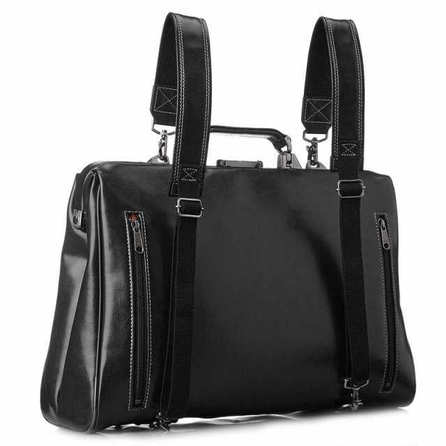 「EVERWIN(エバウィン) トリノ ダレスバッグ 3WAY リュック ショルダーバッグ 手持ち ビジネスバッグ 21592 メンズ レディース」の商品情報やレビューなど。