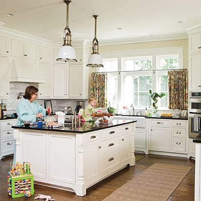 Kitchen mother in law quarters design pictures remodel for Southern living kitchen designs