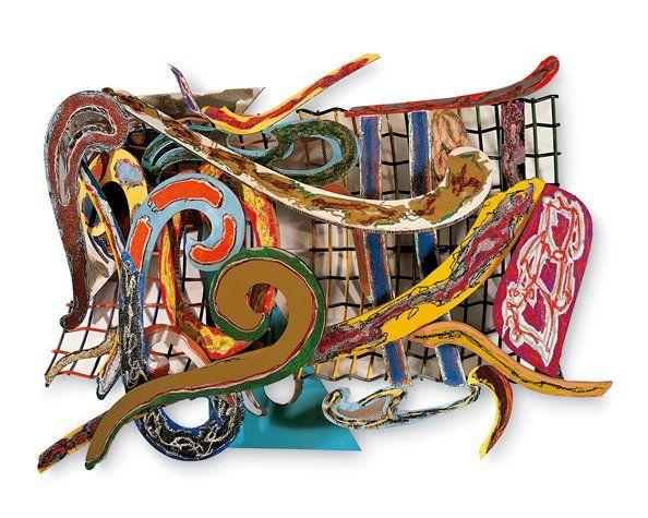 Frank Stella | ... | Explore Modern Art | Our Collection | Frank Stella | Shoubeegi