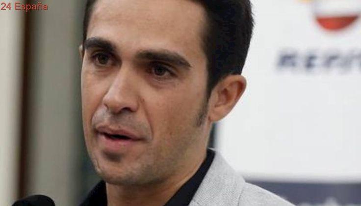 Contador: «Me emociona la gente que me dice que lloró el día del Angliru»
