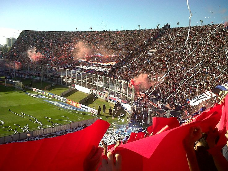 Estadio Pedro Bidegain, nicknamed el Nuevo Gasómetro is the home of Club Atlético San Lorenzo de Almagro. Find more best places to watch the World Cup in Argentina: http://pin.it/TG9JpcY