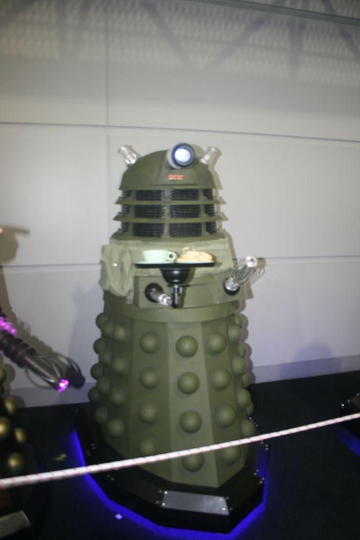 Dalek - anyone for tea
