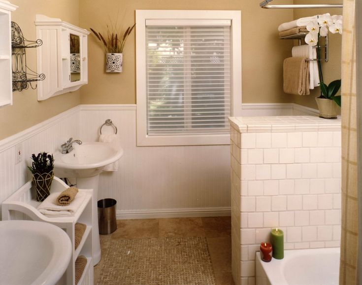 Photo Gallery On Website Nice neutral wall color against white wainscoting and trim