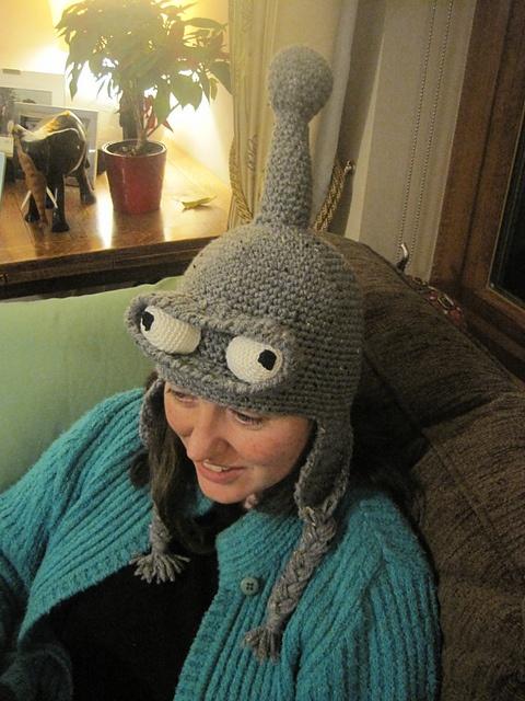 Ravelry: ashlaw's Bender Hat.