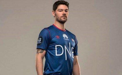Vålerenga Sign with Umbro. Unveil 2016 Home Kit.