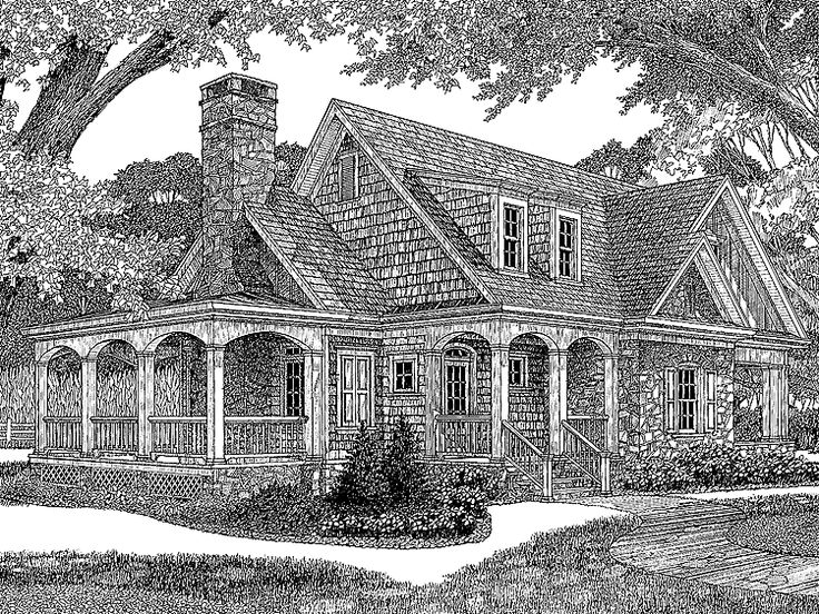 1000 images about house plans on pinterest craftsman for Southern living house plans with keeping rooms