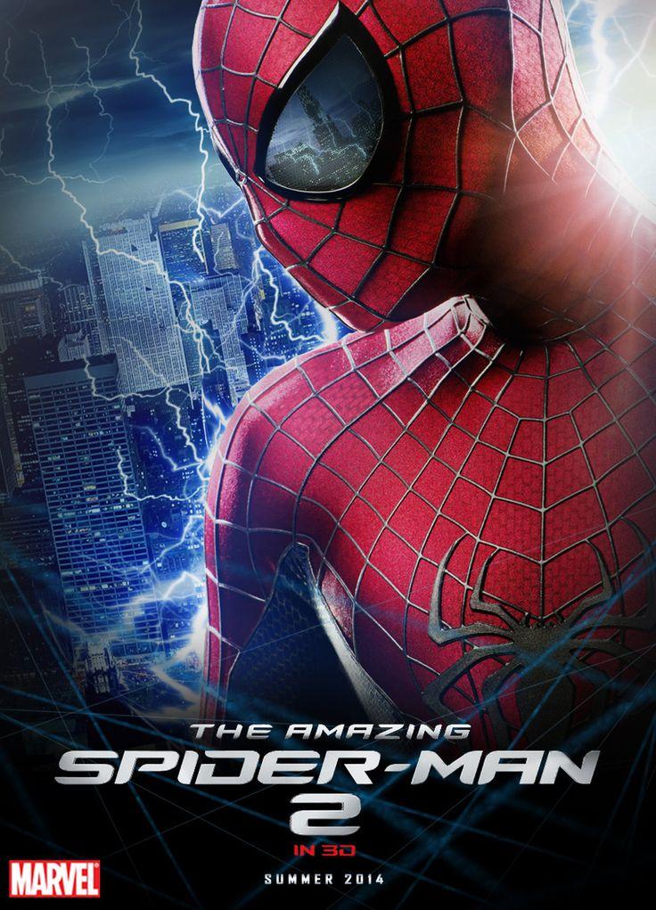 18/05/2014 THE AMAZING SPIDERMAN 2