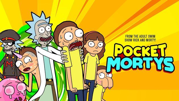 Pocket Mortys(Mod Unlimited Money)Apk Download Free For Android | ApkFreeStore
