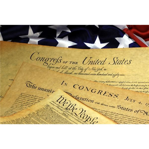 U.S. Constitution: Bill of Rights Summary