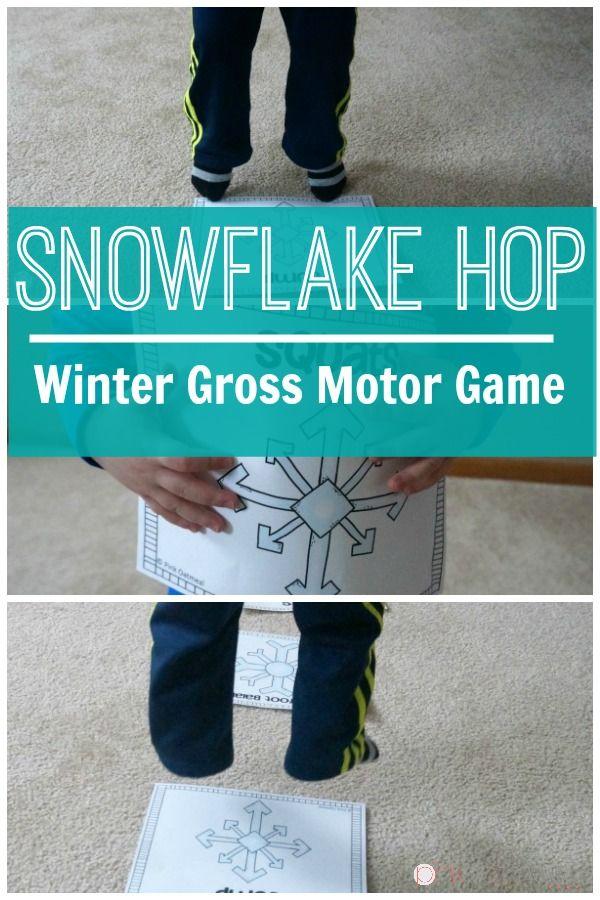 Best 25 winter games ideas on pinterest snowball games for Winter themed gross motor activities