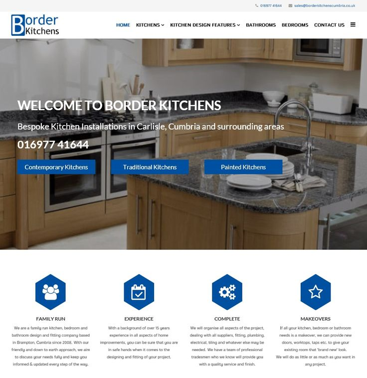 A New Website Design For A Small Business In Brampton, Serving Kitchen  Design And Installation Part 88