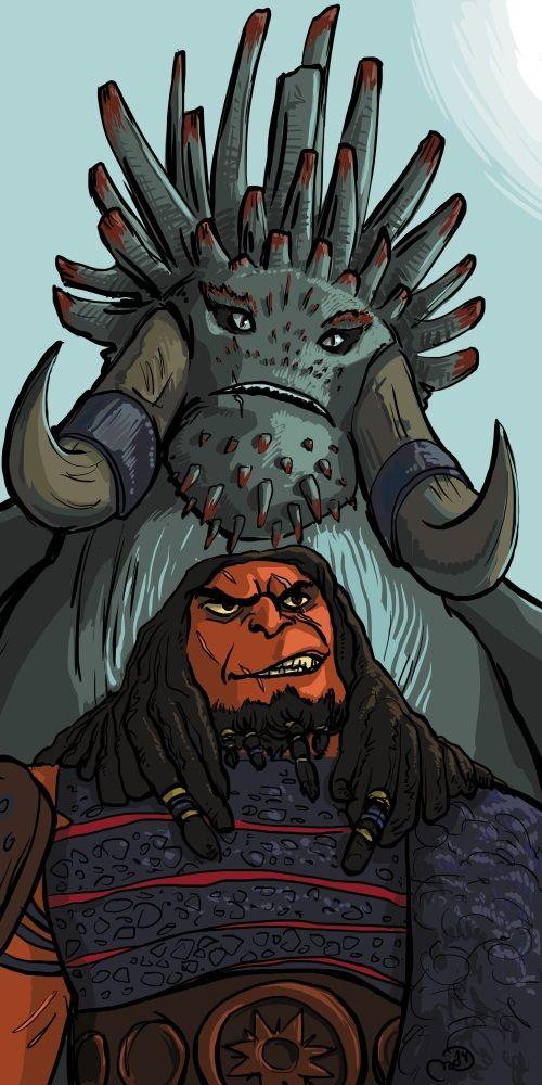 Drago and his Bewilderbeast by axondrive.deviantart.com on @deviantART