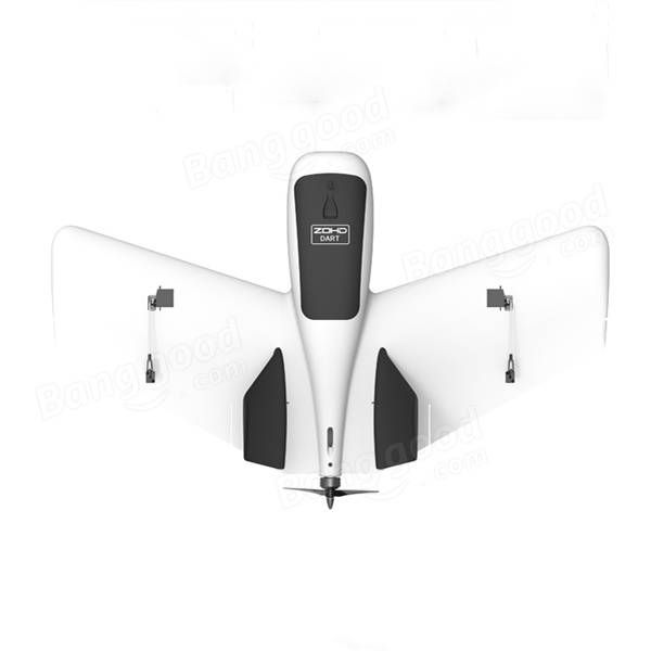 ZOHD Dart Sweepforward Wing 635mm Wingspan FPV EPP Racing Wing RC Airplane PNP Sale - Banggood.com