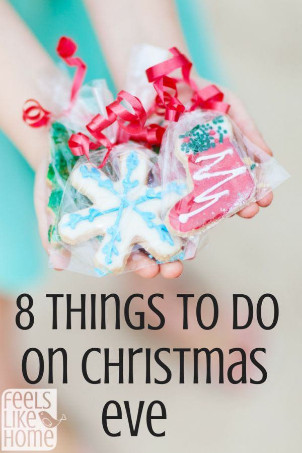 8 Christmas Eve Traditions to Start This Year