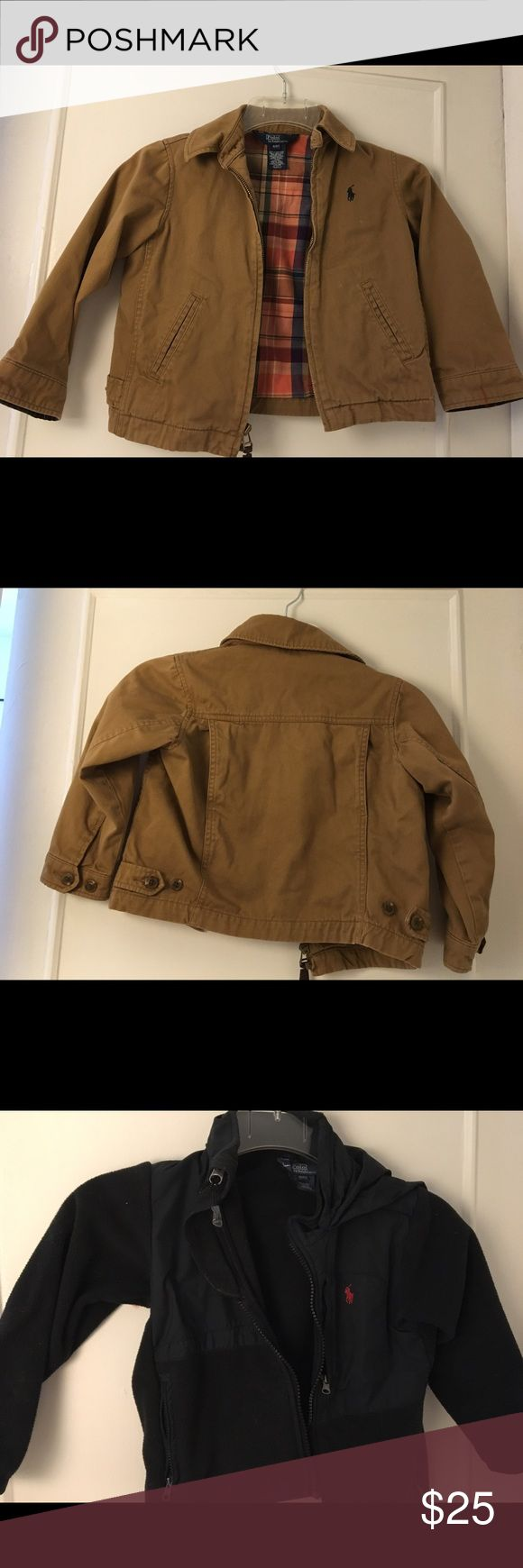 4T Boys Polo Jackets Purchased from Macy's over $50, cutest jacket for your little man Polo by Ralph Lauren Jackets & Coats