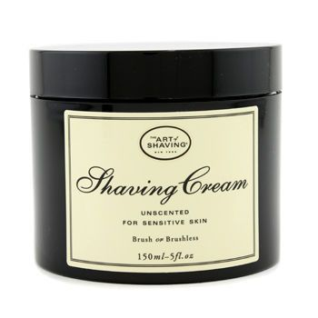 Sensitive skin care shaving cream The Art Of Shaving Day Care Shaving Cream - Unscented For Sensitive Skin