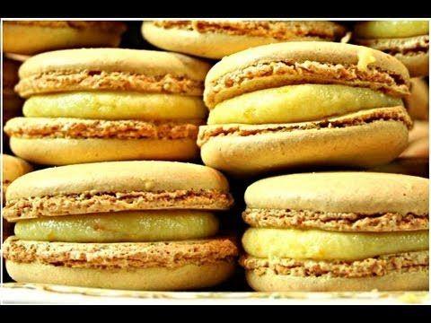 Les Macarons - Recette PRO facile à réaliser - YouTube