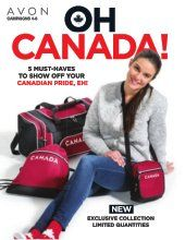 Avon Brochure - To shop or join Avon Canada please email Lisa at: Jetsavon@gmail.com