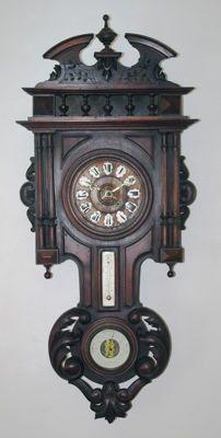 Γαλλικό ρολόι Henry Deux - Ξύλο  c27045ade32