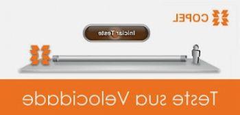 Teste de velocidade Copel Speed, Medidor de internet gratuito