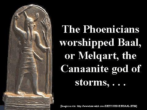 baal-melqart - Google Search | Canaanite Gods and ... Baal Canaanite God