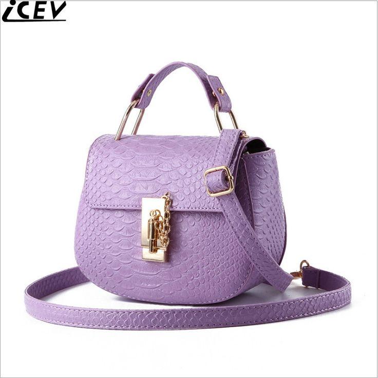 ICEV 2017 summer new small flap shoulder bag ladies pu leather crossbody women messenger bags for girl's clutch designer bolsos