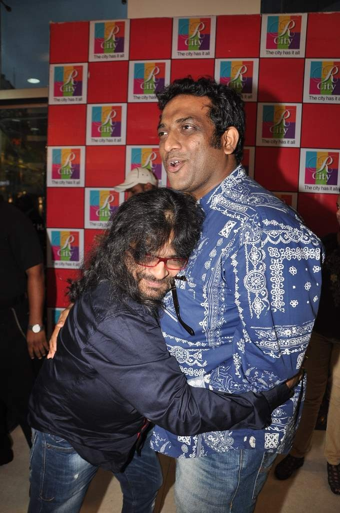 Director Anurag Basu & Music Director Pritam !