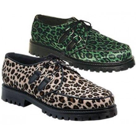 Jungle Shoe Patterned