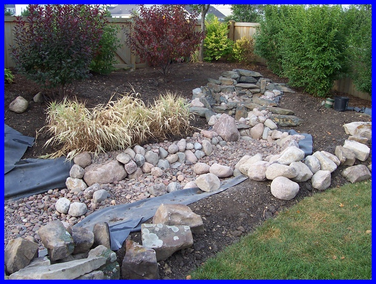 24 best images about waterscape ideas on pinterest for Waterscape garden designs