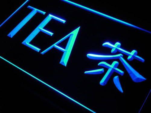 Tea Chinese Word Neon Light Sign