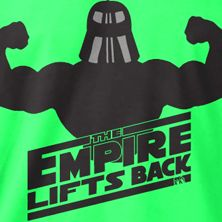 The Empire Lifts Back