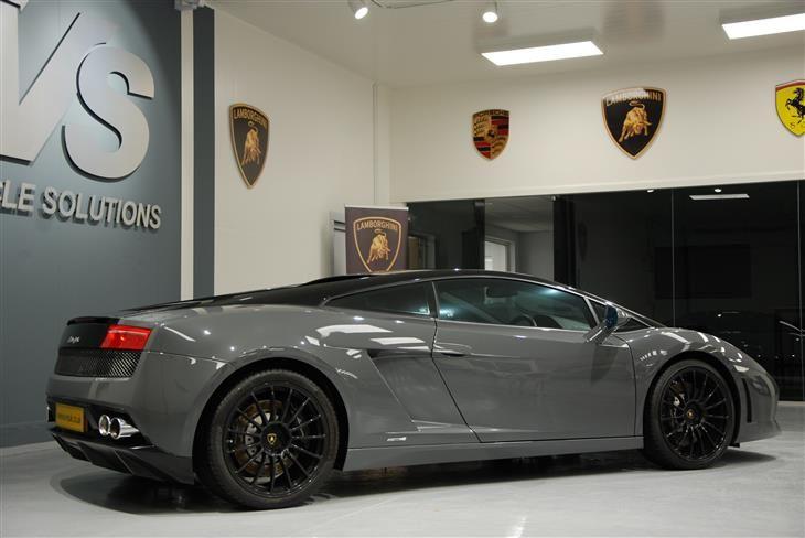Used 2011 Lamborghini GALLARDO LP 560-4 Bicolore Special Edition for sale in Kent from VVS UK LTD.