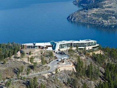 Sparkling Hills Resort, Vernon, B. C.   a fully rejuvenating resort that pampers you in classy style.