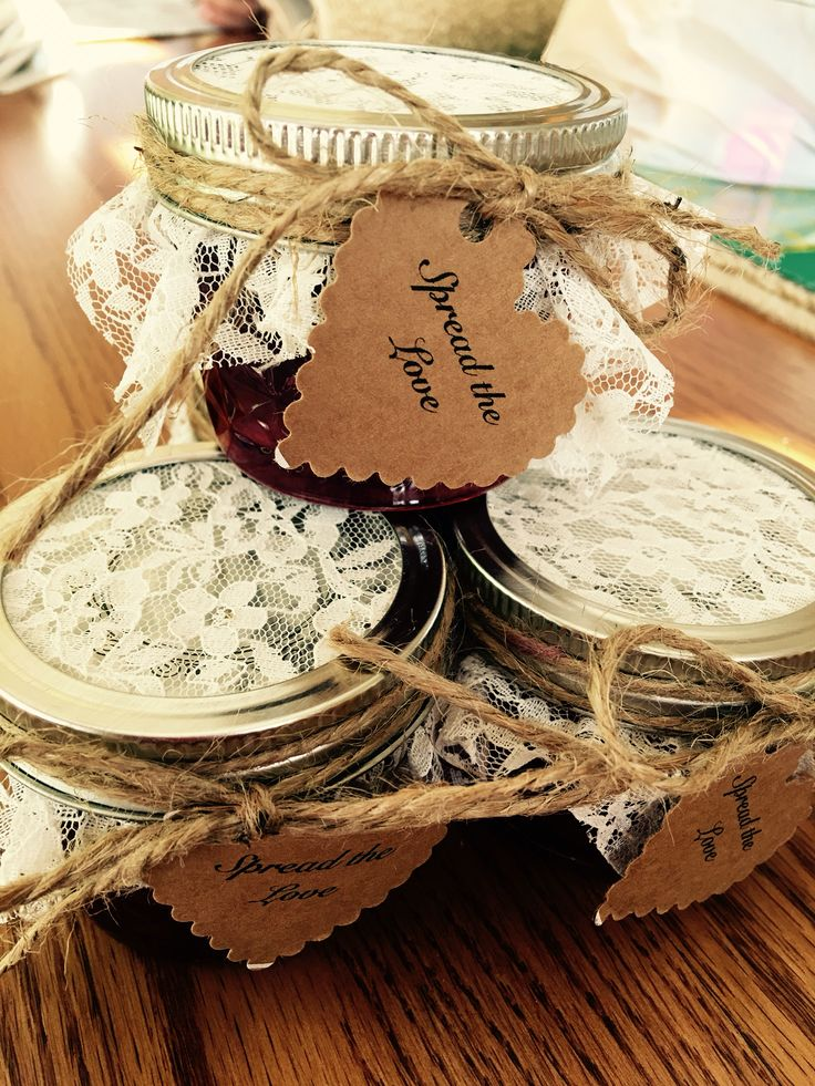 25+ Best Ideas About Jam Favors On Pinterest