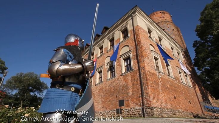 "Video ""Best of Uniejów"" - tourist attractions in the modern spa resort Uniejow…"