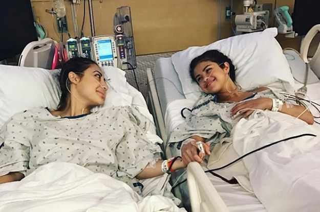 BFFs Selena Gomez And Francia Raisa Open Up About Emotional Kidney Surgery