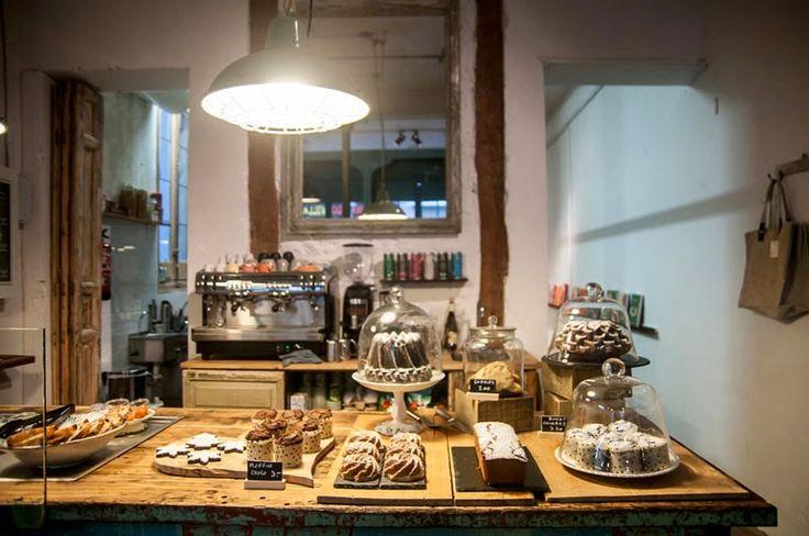 Café ecológico y mercadillo vintage Il tavolo verde - Il tavolo verde, Antic Market & Organic Cafe