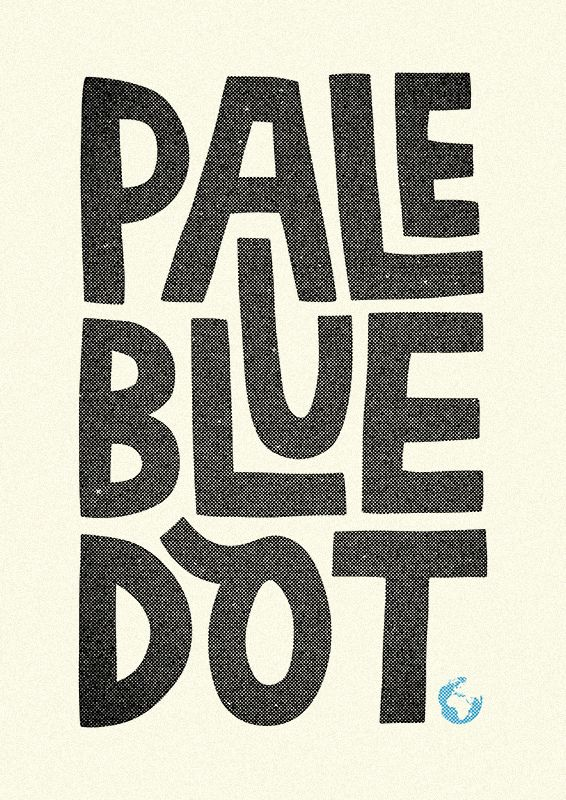 Pale Blue Dot by Tim Easley Available as a print from etsy.me/UcjZ9M :) timeasley.com