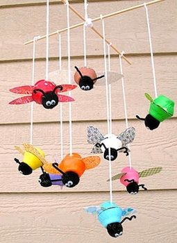 Mobiles & Wind Chimes
