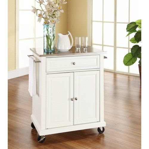 Moveable Solid Wood Ceramic Buffet Kitchen Sink Cabinet: 1000+ Ideas About Portable Kitchen Island On Pinterest